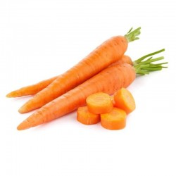 Organic carrot 1 Kg.