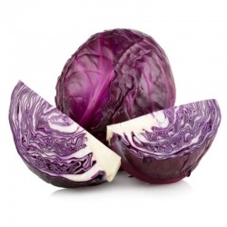 Organic red cabbage 1 U.