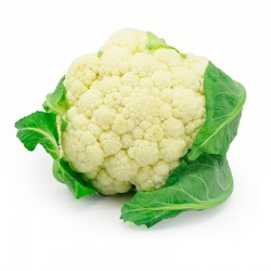 Organic cauliflower 1 U.