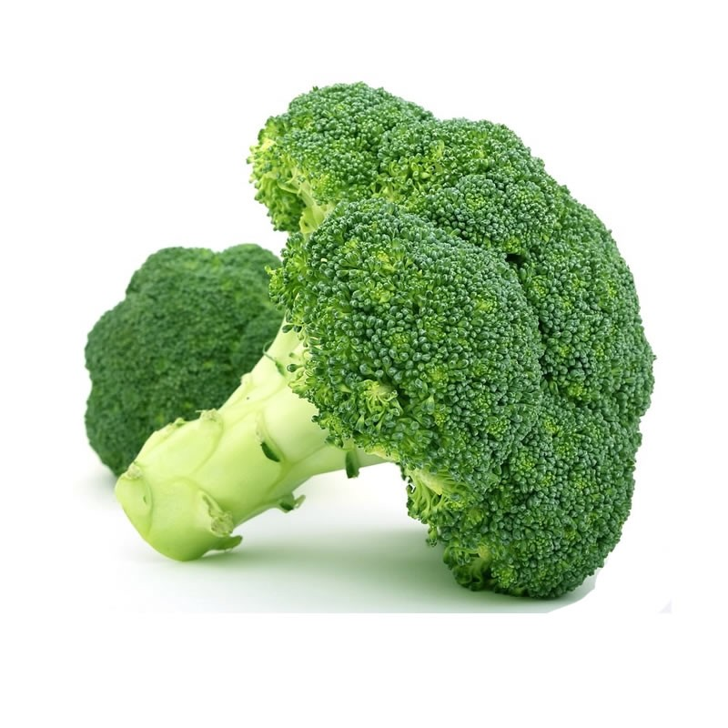 Organic broccoli 6 Kg.