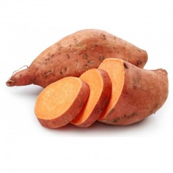 Organic sweet potato 6 Kg.