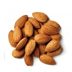 Organic toasted almond 1 Kg.