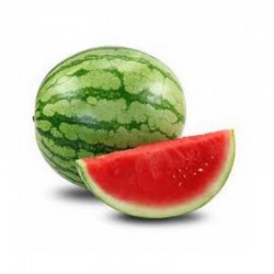 Organic mini watermelon 1 U.
