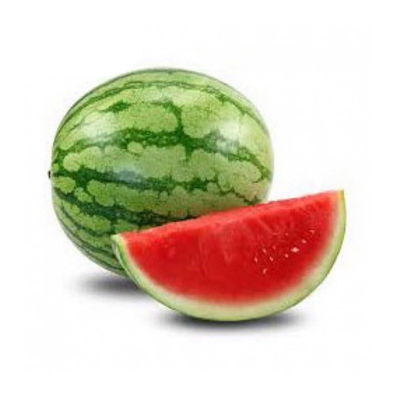 Organic mini watermelon 15 Kg.