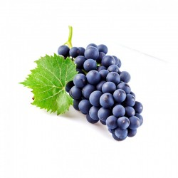 Organic black grapes 1 Kg.