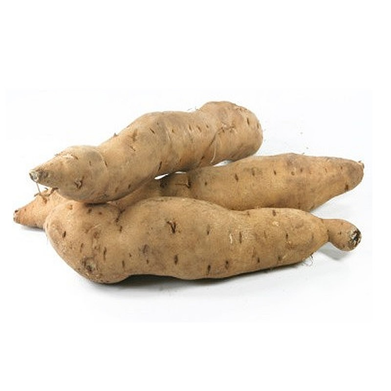 Organic white sweet potato 1 Kg.